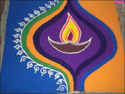 Easy Diya Rangoli Designs For Diwali Easy Diya Rangoli Designs Rangolidesigns Rangoli Designs