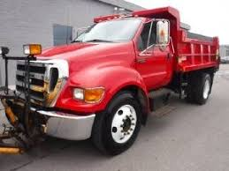 ford f650 medium duty dump trucks and plow truck spreader trucks 2005 ford f650 dump truck