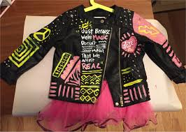diy paint leather jacket front custom hand painted leather jacket i did for my daughter