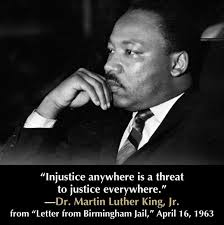 "the th anniversary of the reverend dr martin luther king jr s  the 50th anniversary of the reverend dr martin luther king jr s ""letter from birmingham jail"" beacon broadside a project of beacon press"