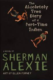 best the absolutely true diary of a part time n images on   the absolutely true diary of a part time n by sherman alexie
