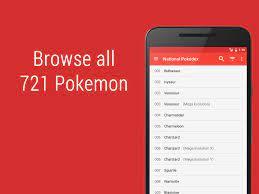 PokéData Pro - Pokédex 4.1.2 APK Download - Android Books & Reference Apps