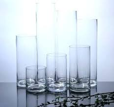 replacement glass for candle holder cylinder holders