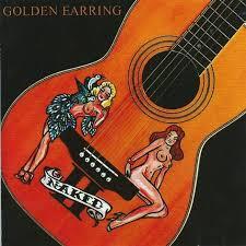 <b>Golden Earring</b> - <b>Naked</b> II   Banquet Records