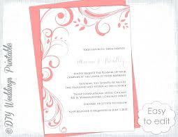 Wedding Invitation Templates Maker Opusv Co