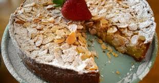 Italian Almond Cake Torta di Mandorle – La Bella Sorella