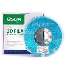 <b>Пластик ABS</b> ESUN 1.75 мм 1кг., <b>голубой</b> (ABS175D1) – купить по ...