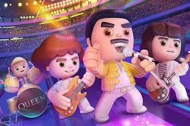 Слушать песни и музыку queen (freddie mercury) онлайн. Queen Release Rock Tour Mobile Game