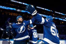 Tampa Bay Lightning players continue to ...