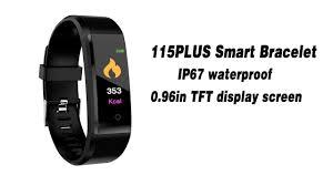 <b>115PLUS Smart Bracelet</b> - YouTube