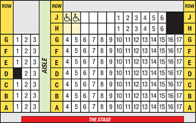 Act Ii Playhouse Seating Chart Theatre In Philly