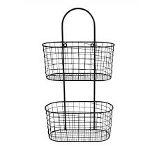home decor wall mounted storage baskets home decors