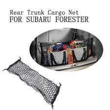 Car <b>Rear Trunk Boot Cargo Net</b> Mesh Storage Organizer Pocket for ...