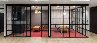 aluminum office partitions. Microline - 40mm Centre \u0026 Front Glaze Aluminum Office Partitions F