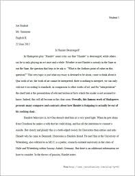 writing an essay in mla format sample paper com  writing an essay in mla format 5 aids research paper outline jpg