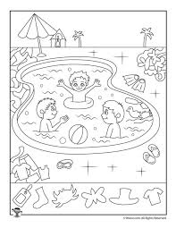 This free printable christmas find and colour activity is a great way to keep the kids busy and happy this holiday season. Pool Hidden Objects Worksheet Woo Jr Kids Activities Worksheets Pictures Volume Word Hidden Objects Worksheets Worksheets Math Game Websites Prime Factorization Worksheet Math Programs For Middle School Mathematics Calculator Algebra Touch Math