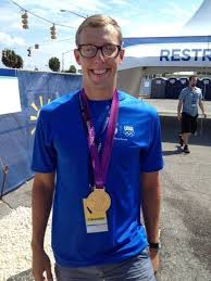 Former Auburn swimmer Tyler McGill has his Olympic moment - al.com