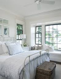 cottage style bedroom. a beautiful neutral cottage style bedroom with farmhouse touches. pinterest