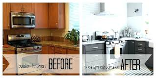diy painted kitchen cabinets ideas painted kitchen cabinets excellent refinishing oak kitchen cabinets before and refinishing
