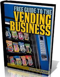 Vending Machines Business Extraordinary Vending Machine Business Guide Vending Machine Pinterest