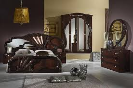 italian furniture bedroom sets. mahogany gloss bedroom furniture from italy italian sets u
