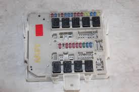 2007 2008 nissan titan fuse box body control module bcm 28486ze00c
