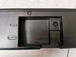 Samsung HW-M550 5 Series 3.1 Channel 340W Bluetooth Soundbar System - Black  for sale online