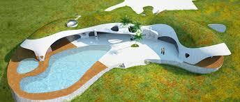 Binishells-inflatable concrete