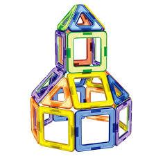 30 Chiếc Trẻ Em Tam Giác Vuông Từ DIY Lớn Xây Dựng 3D Xếp Hình Viên Gạch  Xây Dựng Ghép Hình Nam Châm Bằng Mô Hình Đồ Chơi Giáo Dục|Nam Châm