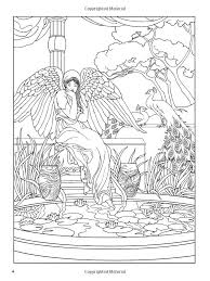 Small Picture Angel Coloring Book Dover Coloring Books Marty Noble