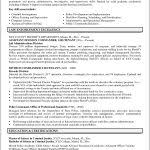 Striking Design Of Police Chief Resume Examples 133603 - Resume ...