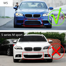 BMW 5 Series bmw m5 f10 price : Carbon Fiber Rear Diffuser Lip Spoiler Bumper Guard For BMW 5 ...