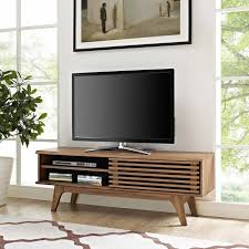 Choose from simple metal stands to traditional cabinets with storage space. 10 Best Tv Consoles And Stands 2019 The Strategist