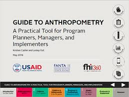Guide To Anthropometry A Practical Tool For Program