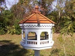 FREE Woodworking Plans   Bird House   Birdhouse Blueprints   pdfGazebo Bird Feeder Plan