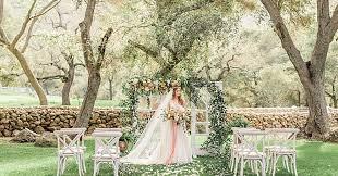 ethereal spring garden wedding ideas