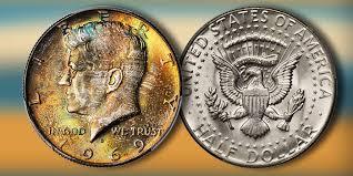 1961 Half Dollar Value Chart U S Coin Profiles The 1969 D Kennedy Half Dollar Silver