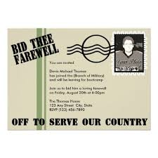 Farewell Invite 40 Best Army Going Away Invitations Images On Mesmerizing Farewell Pinterest