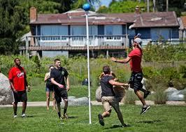 Angleball takes its shot in Bremerton tournament