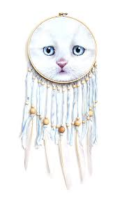Dream CatchersCom Adorable Upcycled Dreamcatcher DIY Embroidery Hoop Dreamcatcher Craft