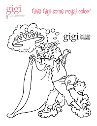 Little Princess Coloring Pages
