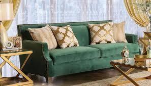 emerald green sofa.  Sofa Verdante Emerald Green Sofa In B