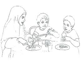 Muslim Coloring Pages Printable Coloring Pages Colouring Pages