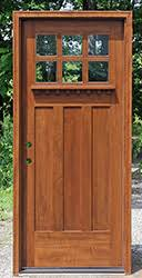 craftsman style front doorsCraftsman Doors  Mission  Shaker Doors