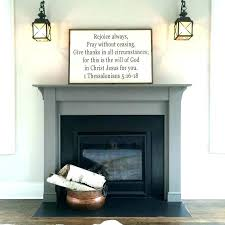 alluring fireplace mantel lamps on sconces for