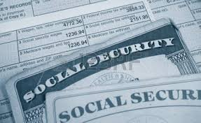 Social Security Form Extraordinary W44 Tax Form And Social Security Cards Stock Photo Picture And