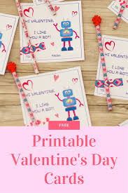 Print out your own super simple valentine's day cards for your valentine featuring a few of our favorite super simple characters. Robot Valentine Cards Free Printable Cards For Kids