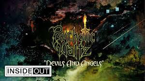 <b>PSYCHOTIC WALTZ</b> - Devils And Angels (LYRIC VIDEO) - YouTube