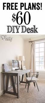 diy home office decor ideas easy. Appealing Homemade Computer Desk Ideas Images Diy Home Office Decor Easy D