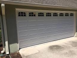 new garage doorsNew Garage Door  St Augustine Florida